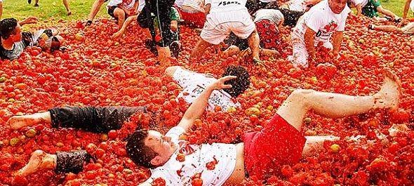 Paradicsomcsata 160 tonna zöldséggel