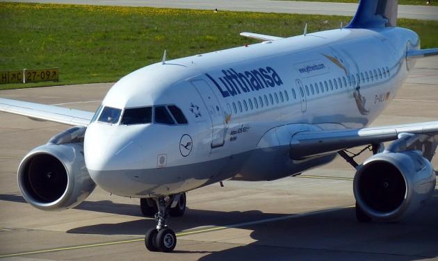 Veszteséget jelentett a Lufthansa