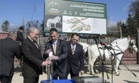 A legnagyobb vidéki lovas beruházás kezdődik Szilvásváradon