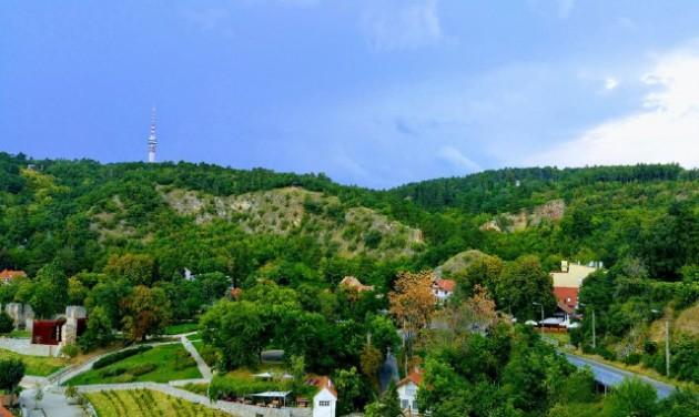 Mozgás- és túraközpont épülhet a pécsi Misina-tetőn