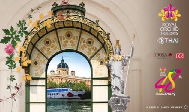 Új járat Bangkokból Bécsbe