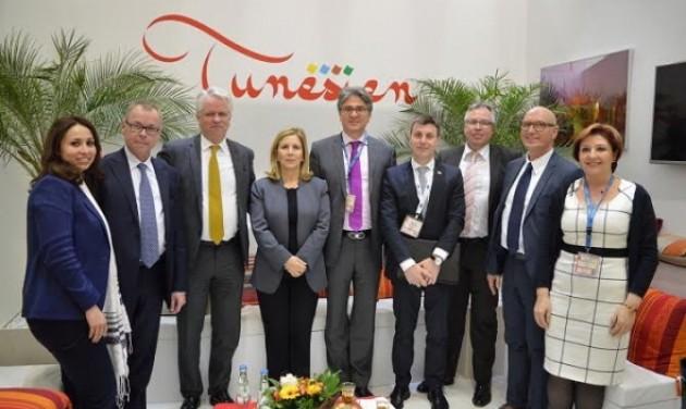 A MUISZ is tárgyalt a tunéziai turisztikai miniszterrel
