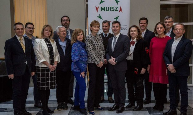 Megalakult a MUISZ új elnöksége