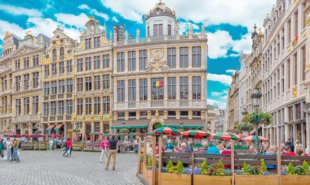 """""""Stop overrel"""" csábít több turistát Belgiumba a Brussels Airlines"""