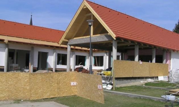 Közösségi ház épül Telkin