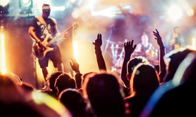 Pályázat a könnyűzenei fesztiválok támogatására