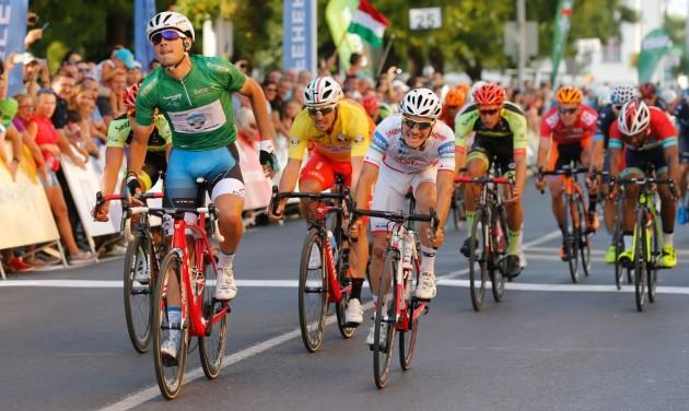 Tour de Hongrie: Jövőre is eljön Alberto Contador csapata