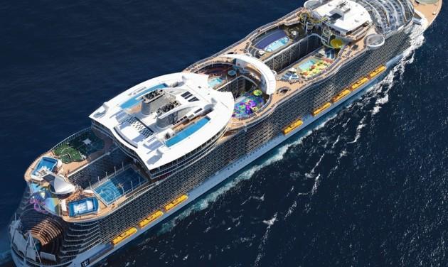 Turizmus.com rádió :Romhányi Péter - A világ legnagyobb óceánjárója