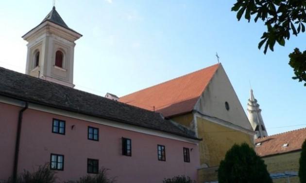 Megújul a szigetvári barokk templom