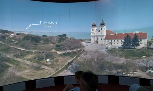 Új turisztikai attrakcióval gyarapodott Tihany