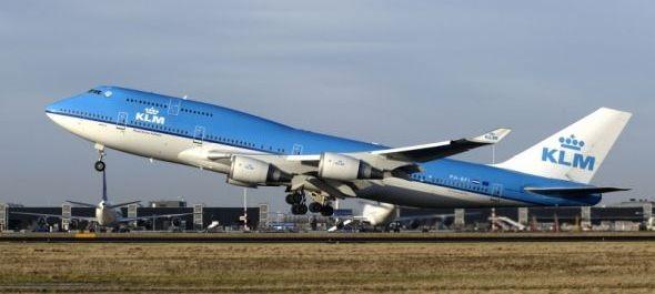 KLM: a legpontosabb légitársaság