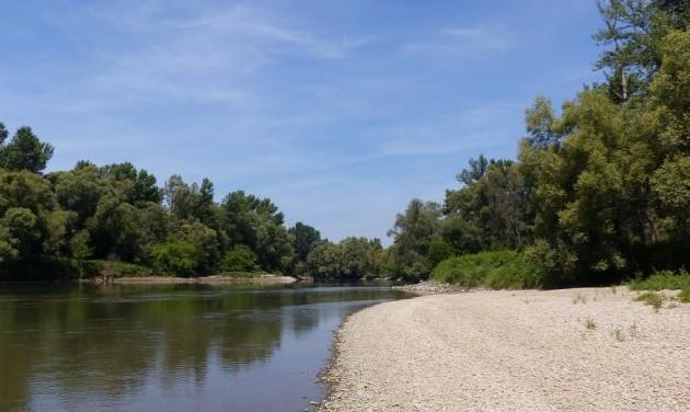 Új tanösvény épült a Mura folyónál