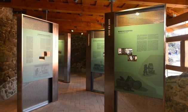 Élményalapú kiállítás nyílt a Szigligeti várban