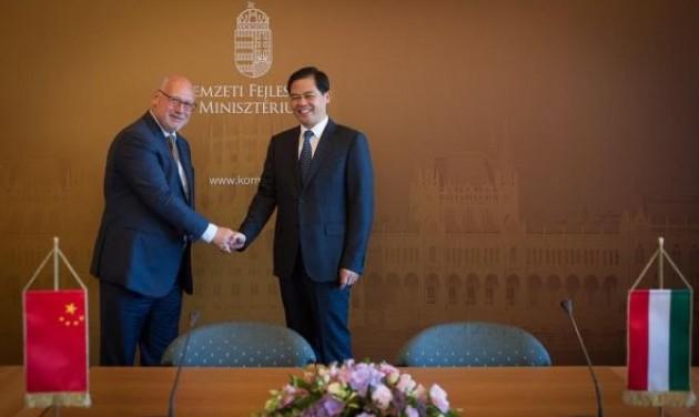 Tovább erősödnek a turisztikai kapcsolataink Kínával