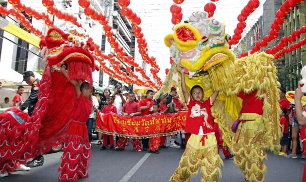 Kína budapesti programsorozattal ünnepel
