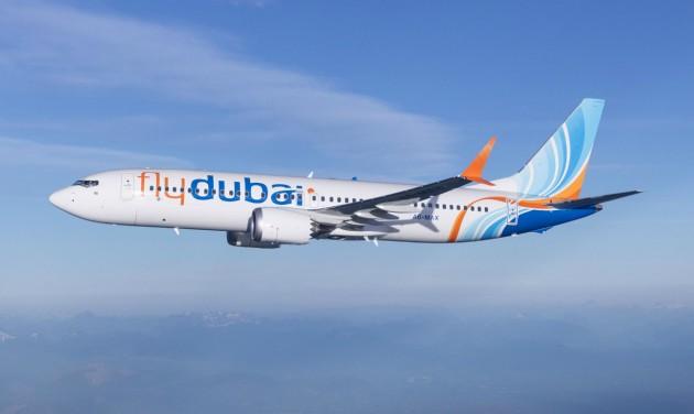 Budapestre indít járatot a Flydubai szeptember végétől