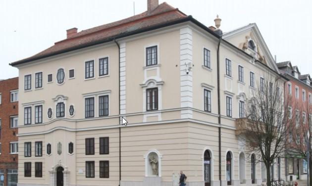 Modern Városok program: plébániafelújítás Zalaegerszegen