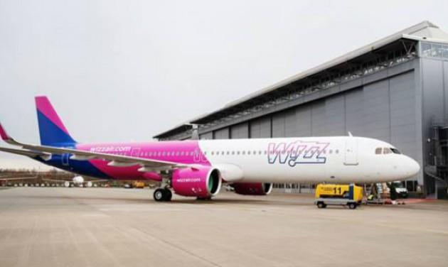 Tűzoltók ürítették ki a Wizz Air gépét Debrecenben
