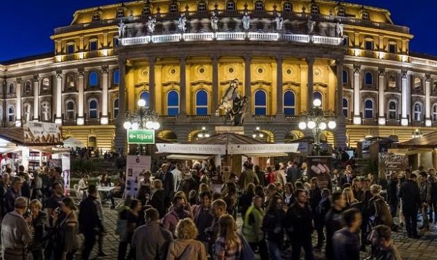 A balatoni régiót népszerűsíti a Budapest Borfesztivál