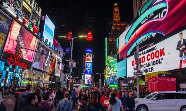 Az USA maradt a világ vezető turisztikai nagyhatalma