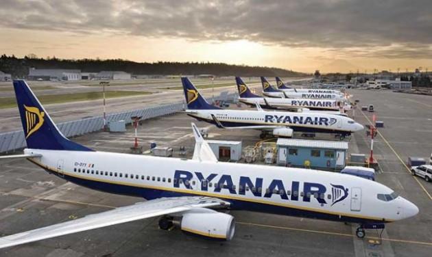 Adósság miatt csaptak le a franciák a Ryanairre