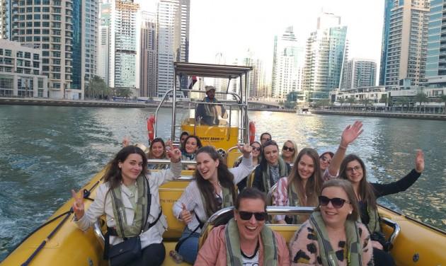 Dubaj-szakértők a középpontban 3. – Bazárok & Dubai Marina