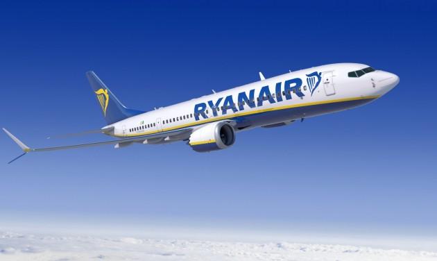 Santanderbe indít járatot Budapestről a Ryanair