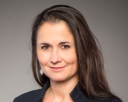 Koós Melinda a St. Gotthard Spa & Wellness igazgatója