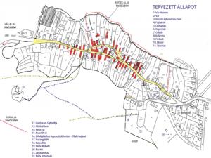 hollókő térkép Elindult a megaprojekt Hollókőn   Turizmus.com hollókő térkép