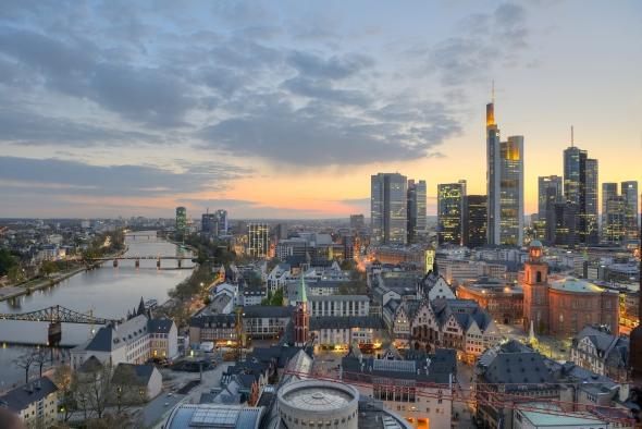 Németország mostohagyereke, Frankfurt - Élet sója