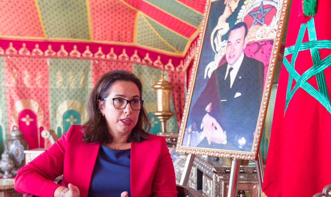 Marokkóból, szeretettel
