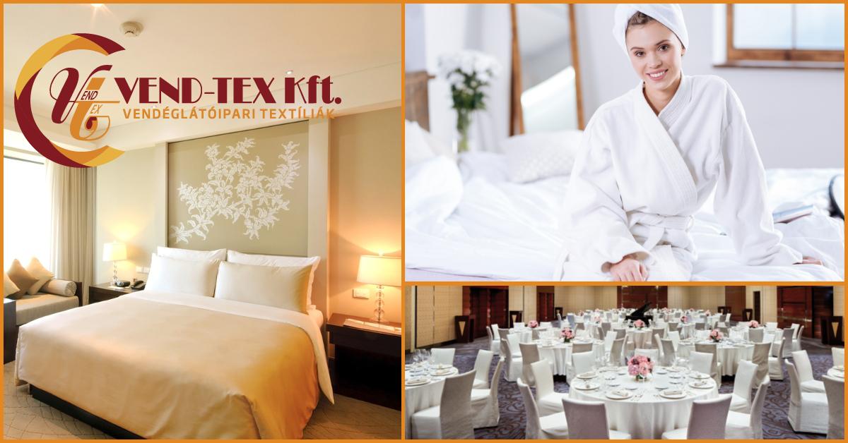 Szállodai és vendéglátó ipari textíliában elsők – Vend-Tex Kft ... 4df1c8b30b